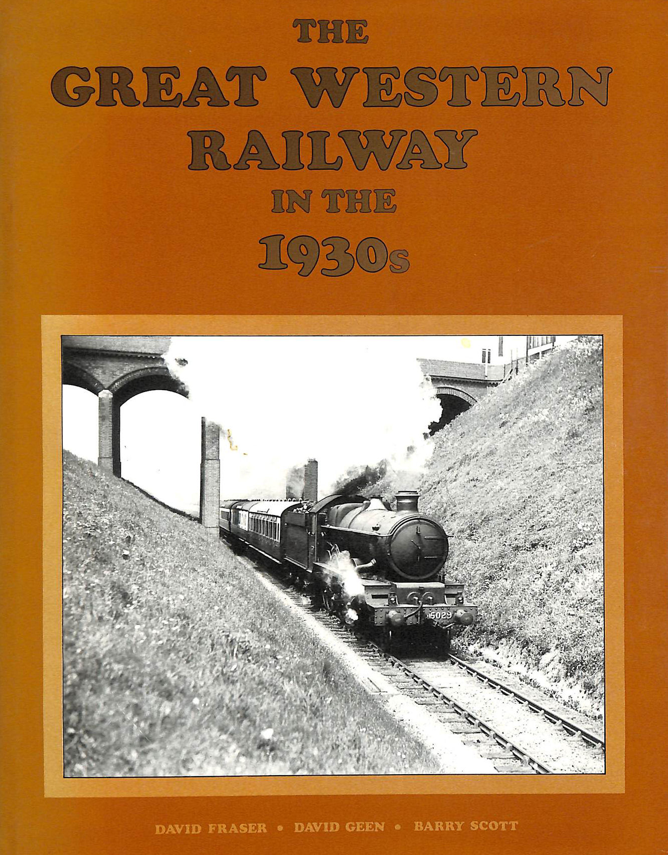 Image for The Great Western Railway in The 1930s