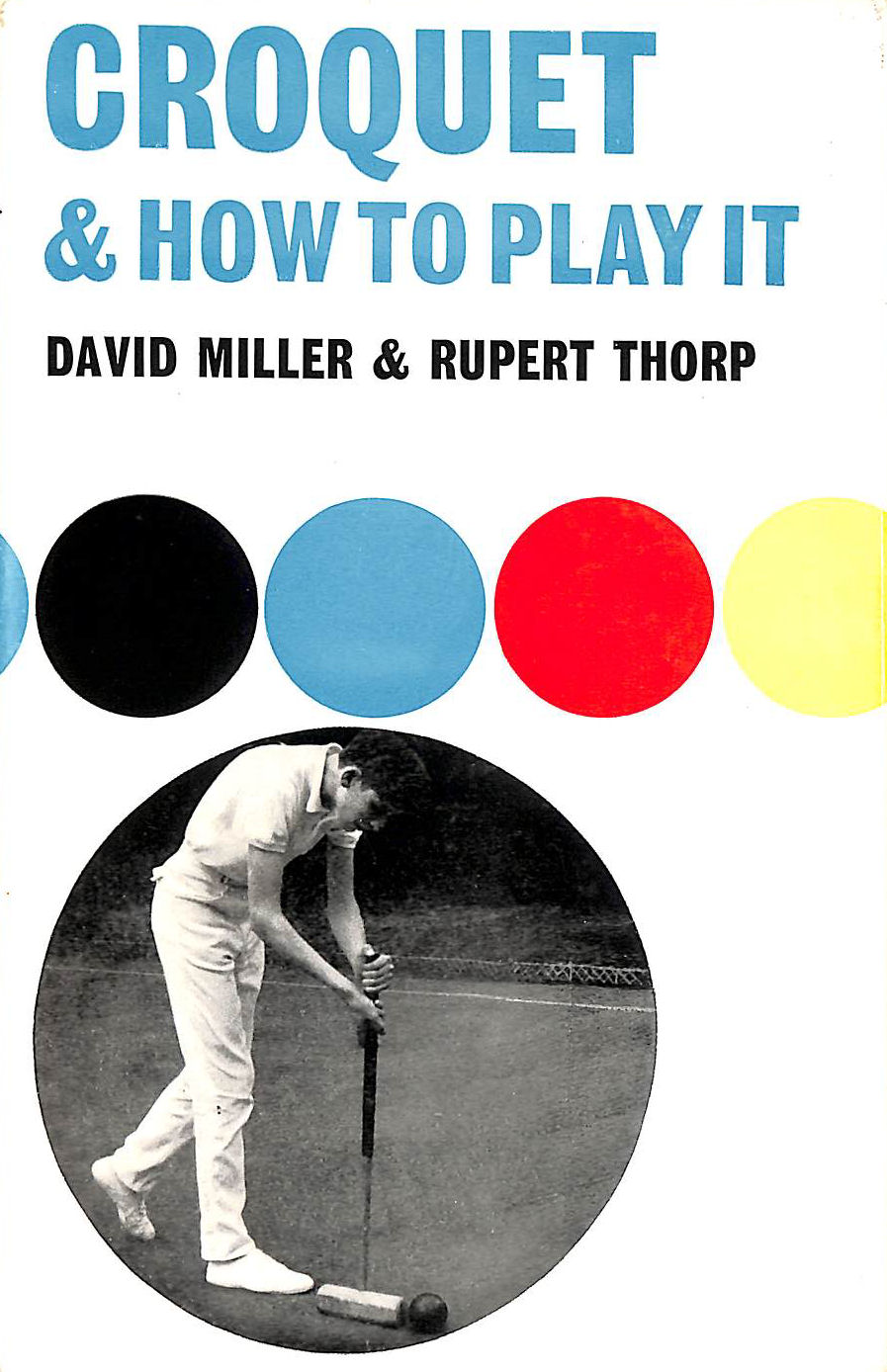 Image for Croquet & How To Play It