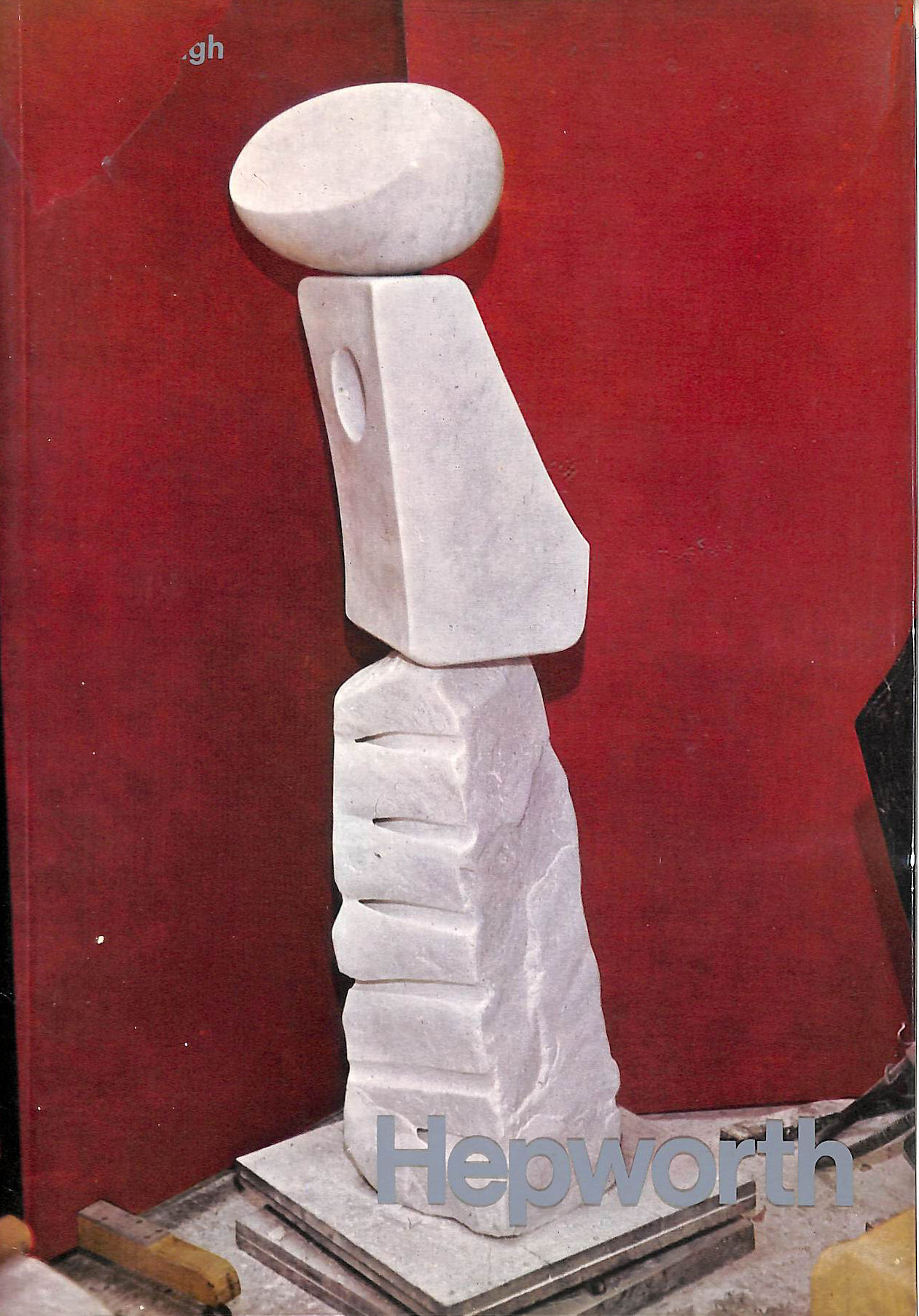 Image for Barbara Hepworth: The Family of Man- Nine Bronzes and Recent Carvings