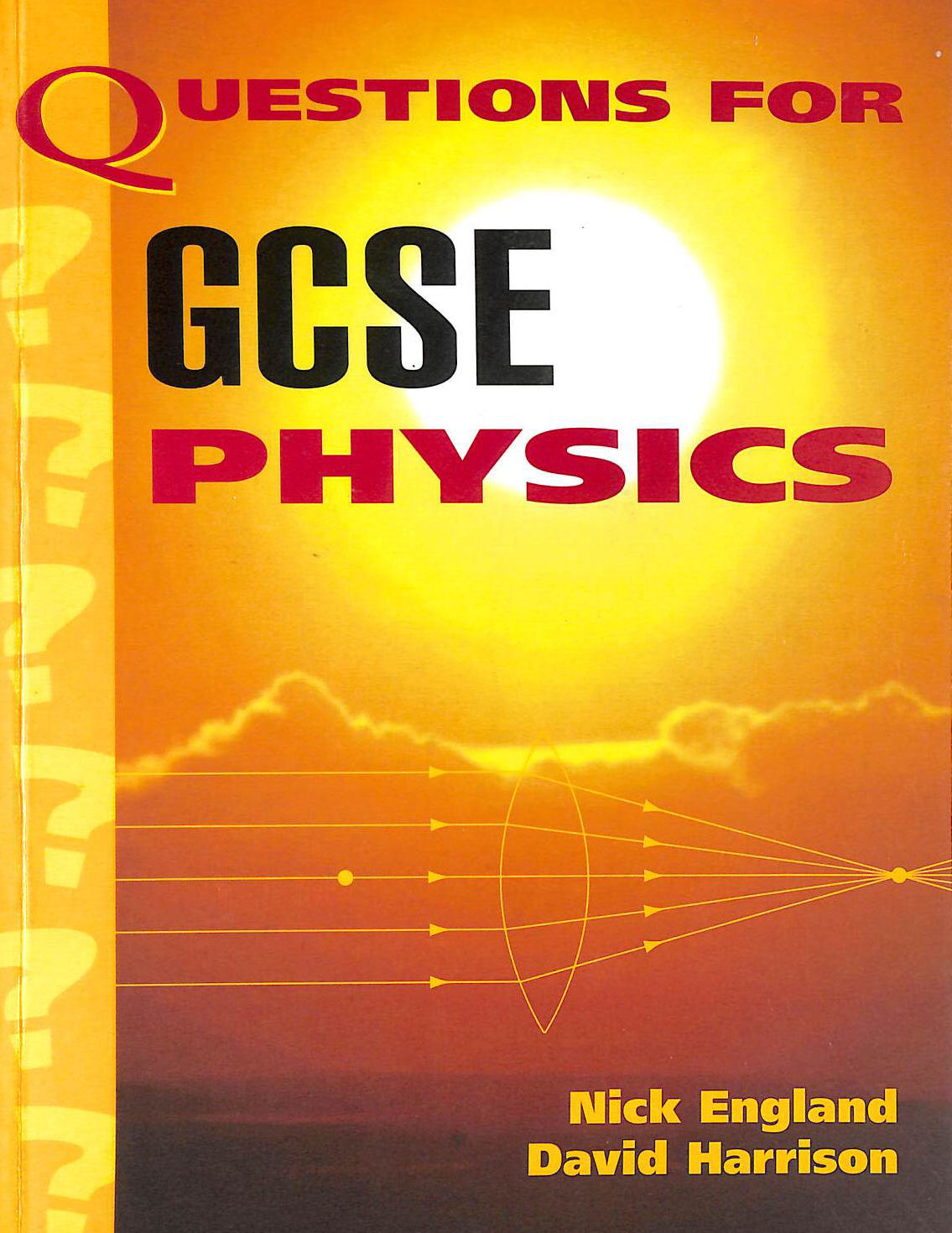 Image for Questions For GCSE Physics