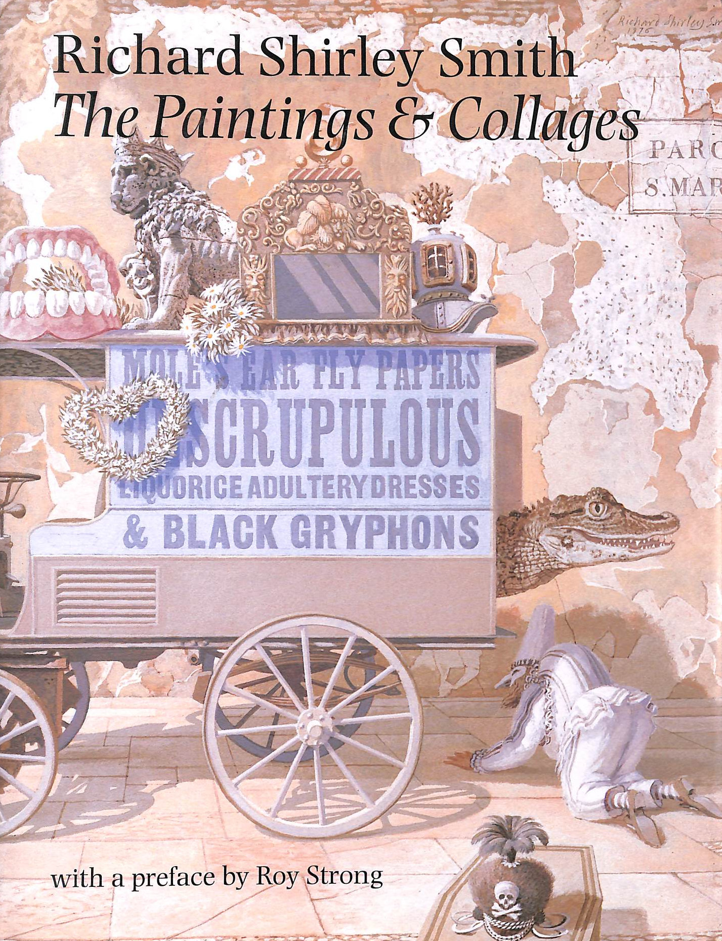 Image for Richard Shirley Smith: The Paintings and Collages