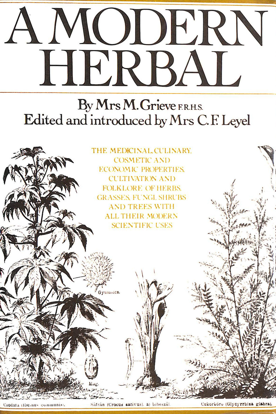 Image for A Modern Herbal