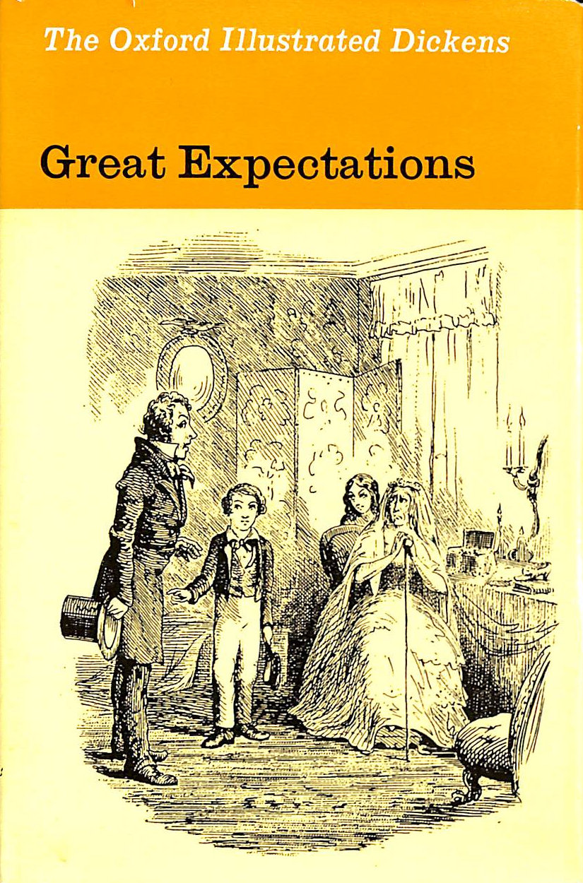 Image for Great Expectations: 11 (New Oxford Illustrated Dickens)