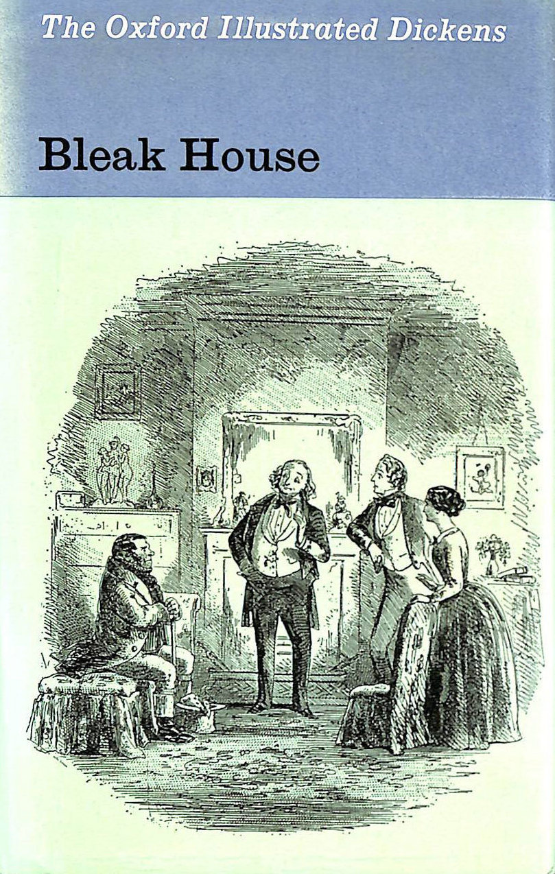 Image for Bleak House: No. 3 (New Oxford Illustrated Dickens)