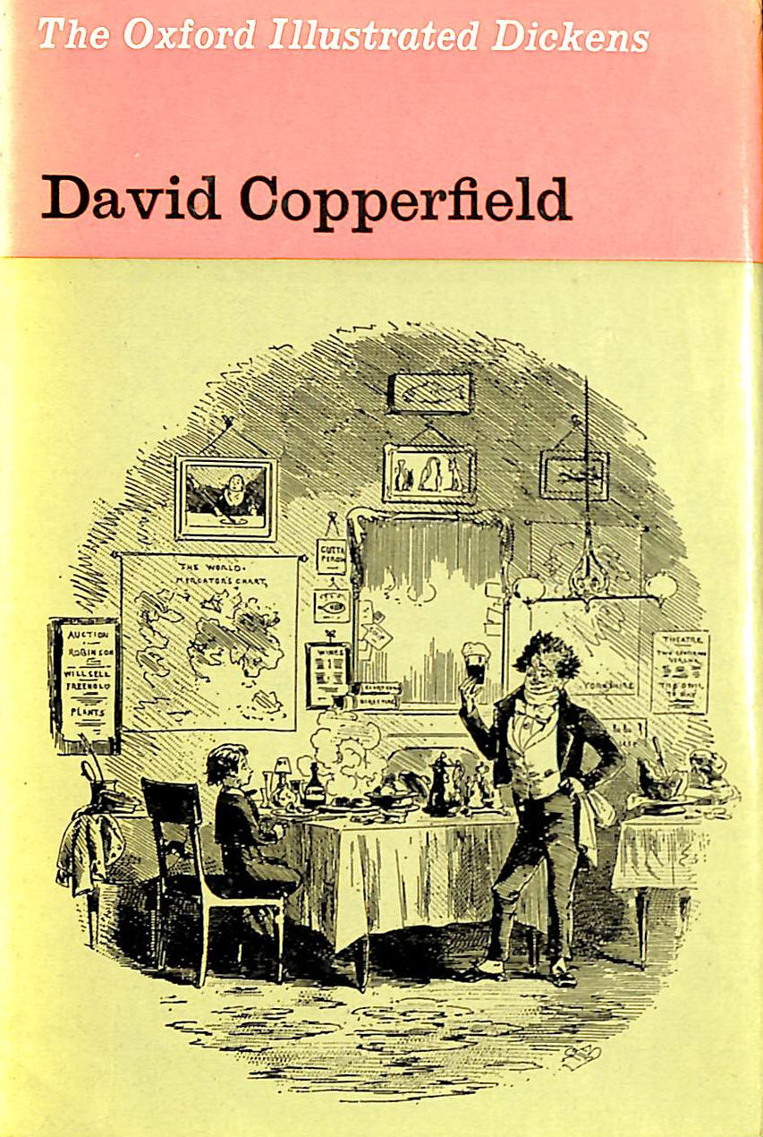 Image for David Copperfield: 2 (New Oxford Illustrated Dickens)