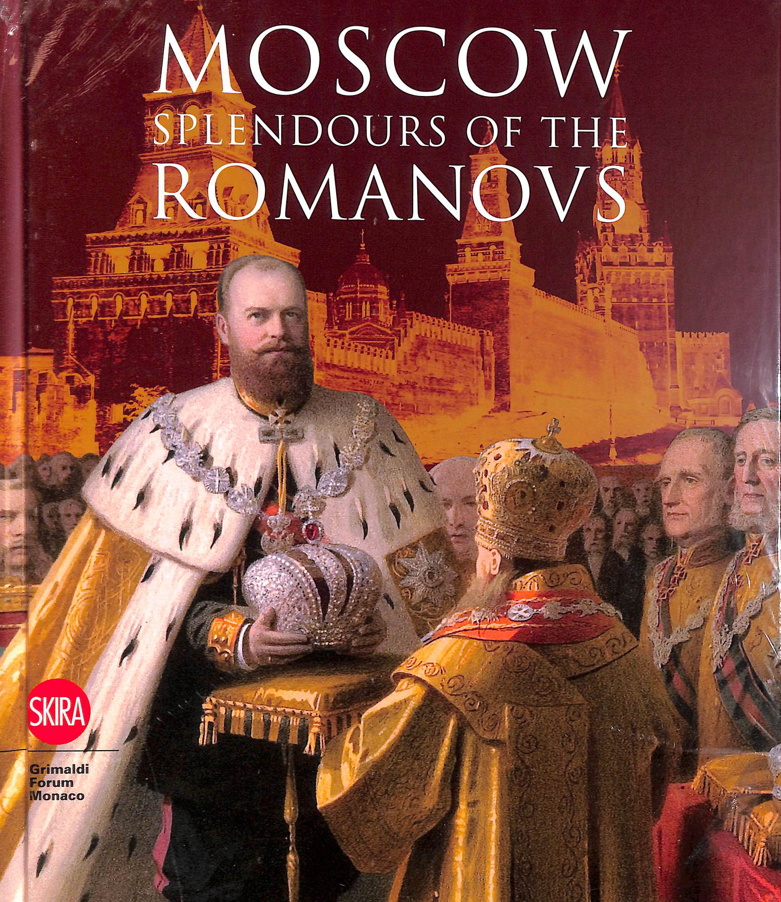Image for Moscow: Splendours of the Romanovs
