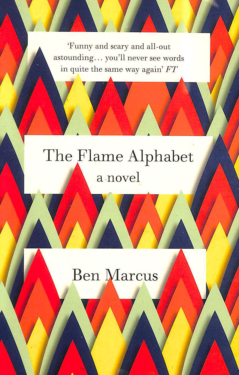Image for The Flame Alphabet