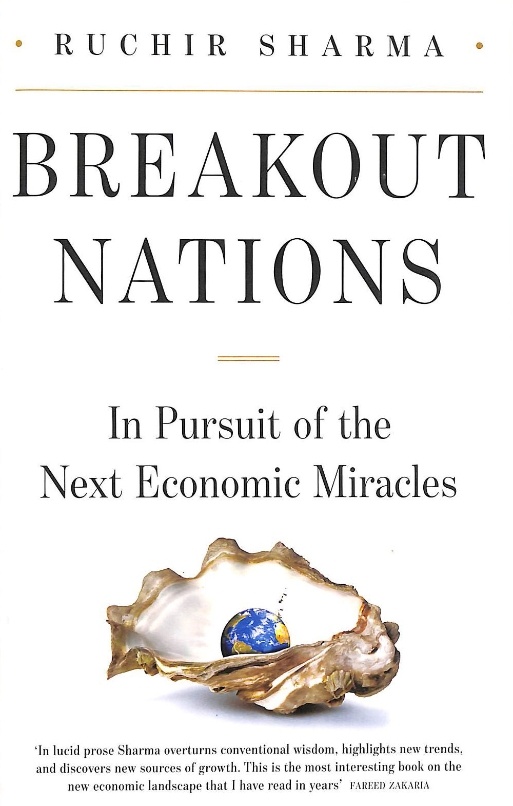 Image for Breakout Nations: In Pursuit of the Next Economic Miracles