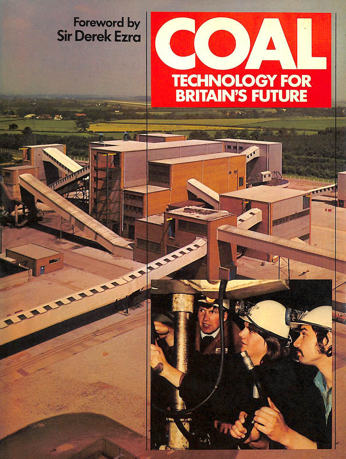 Image for Coal: Technology for Britain's Future