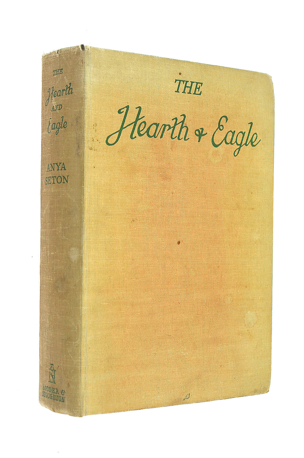 Image for The Hearth and Eagle