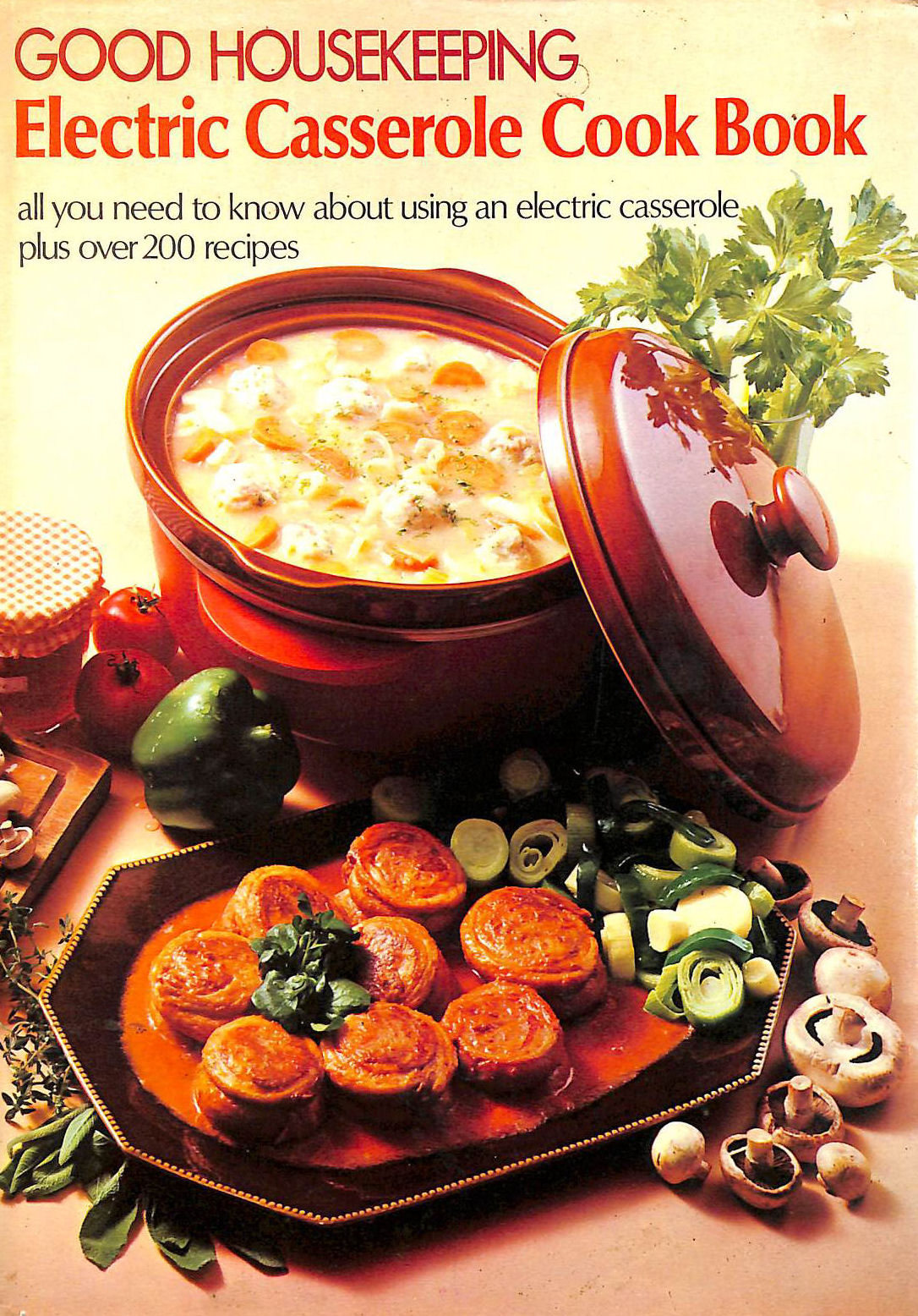 "Image for ""Good Housekeeping"" Electric Casserole Cookbook"