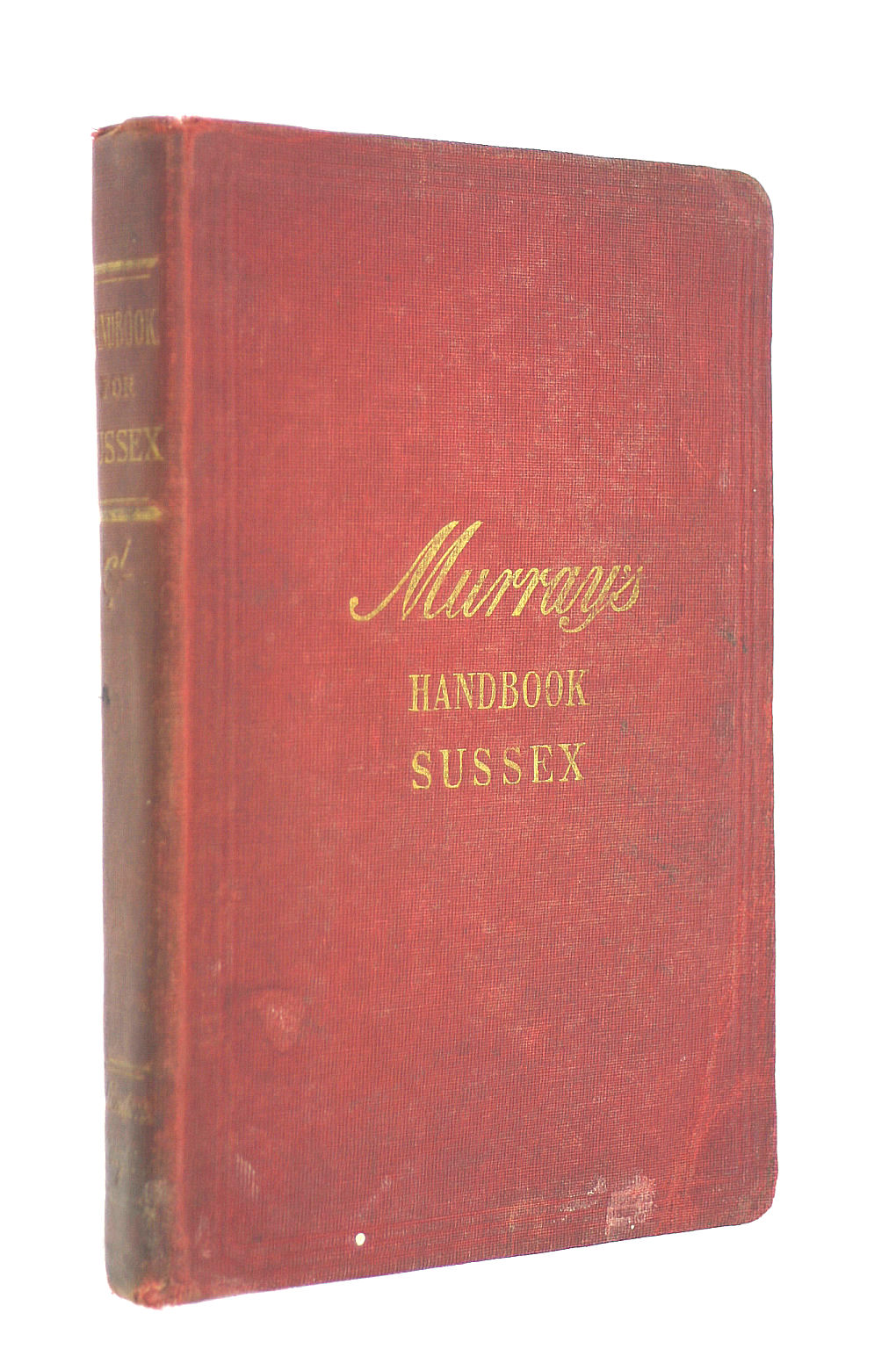 Image for Handbook For Travellers In Sussex Fifth Edition