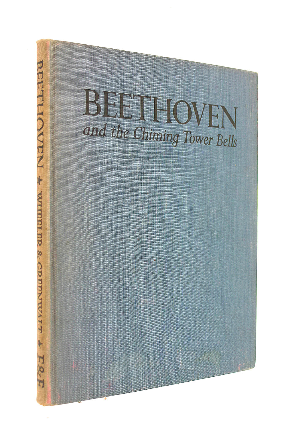 Image for Ludwig Beethoven and the Chiming Tower Bells
