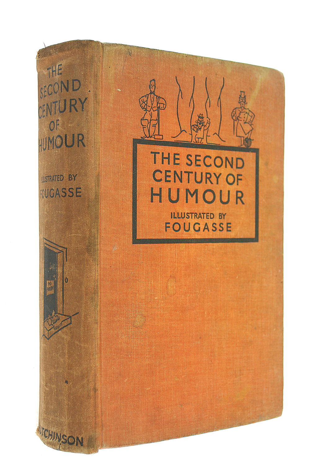 Image for The Second Century Of Humour. Illustrated By Fougasse