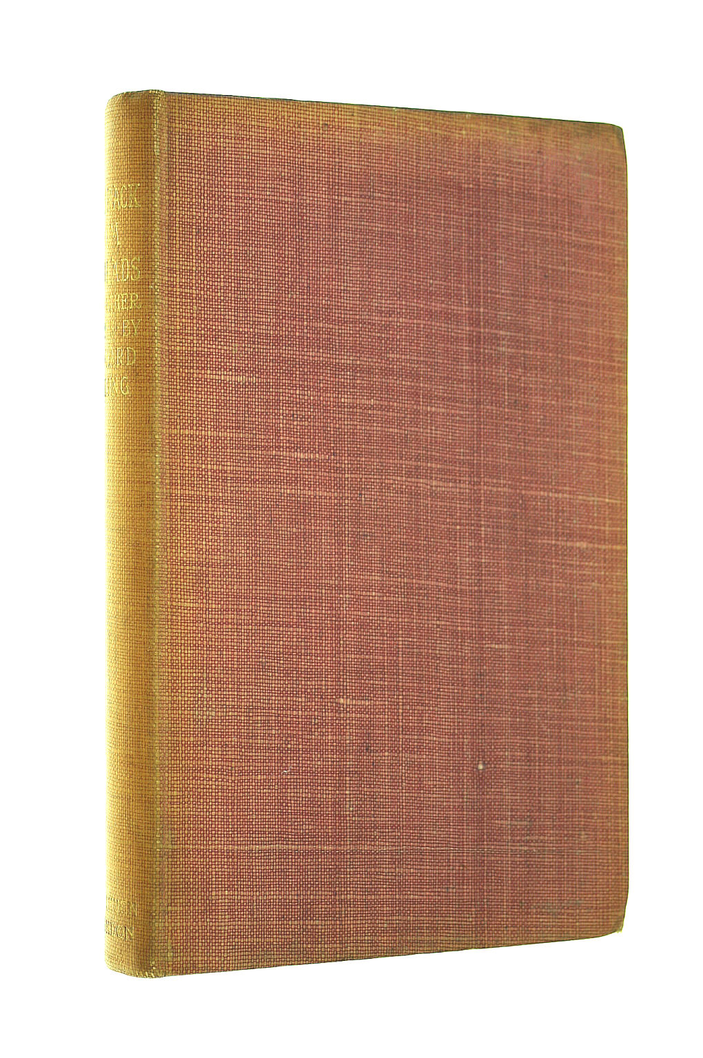 KIPLING, R - Barrack-room ballads and other verses (The English library)